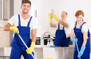 limpieza de casas