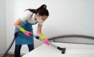 Limpieza profesional de colchones en lima