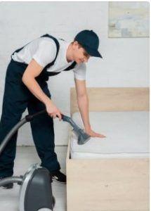 servicio de limpieza de colchones a domicilio