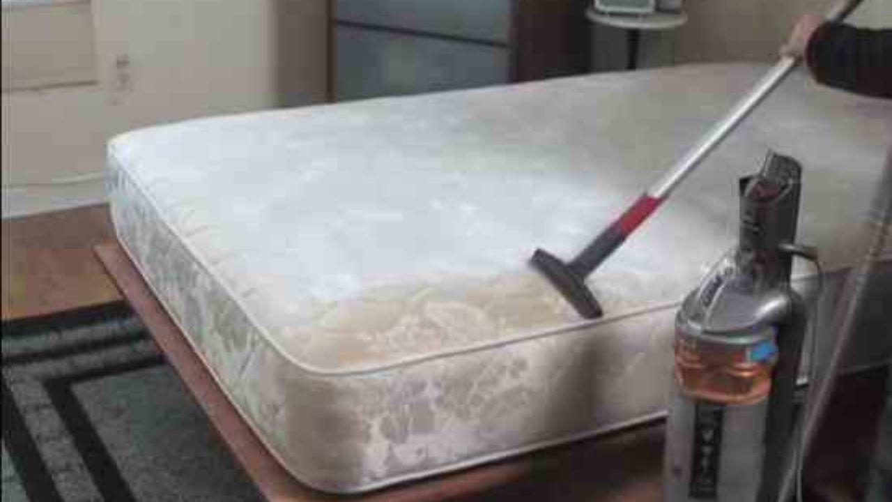 limpieza-de-colchones - limpieza de colchon orinado