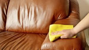 limpieza-de-muebles - limpieza de muebles de cuero sintetico