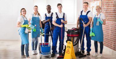 blog - 5 formas de elegir el mejor servicio de limpieza para su negocio 390x200