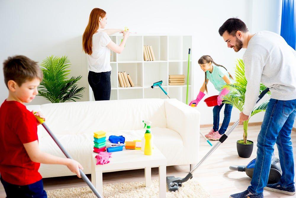 blog - hogares limpios y acogedores una realidad