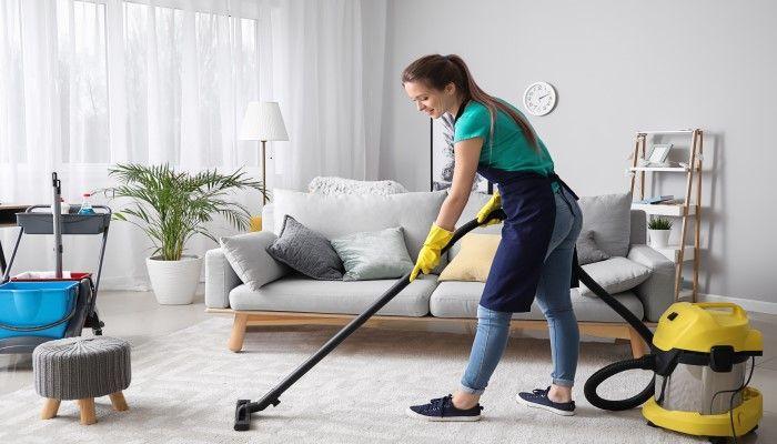 blog - limpieza del apartamento