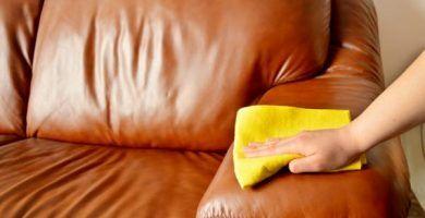 blog - los 5 mejores consejos para limpiar muebles de cuero 390x200