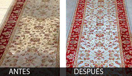 blog - servicios de limpieza de alfombras antiguas
